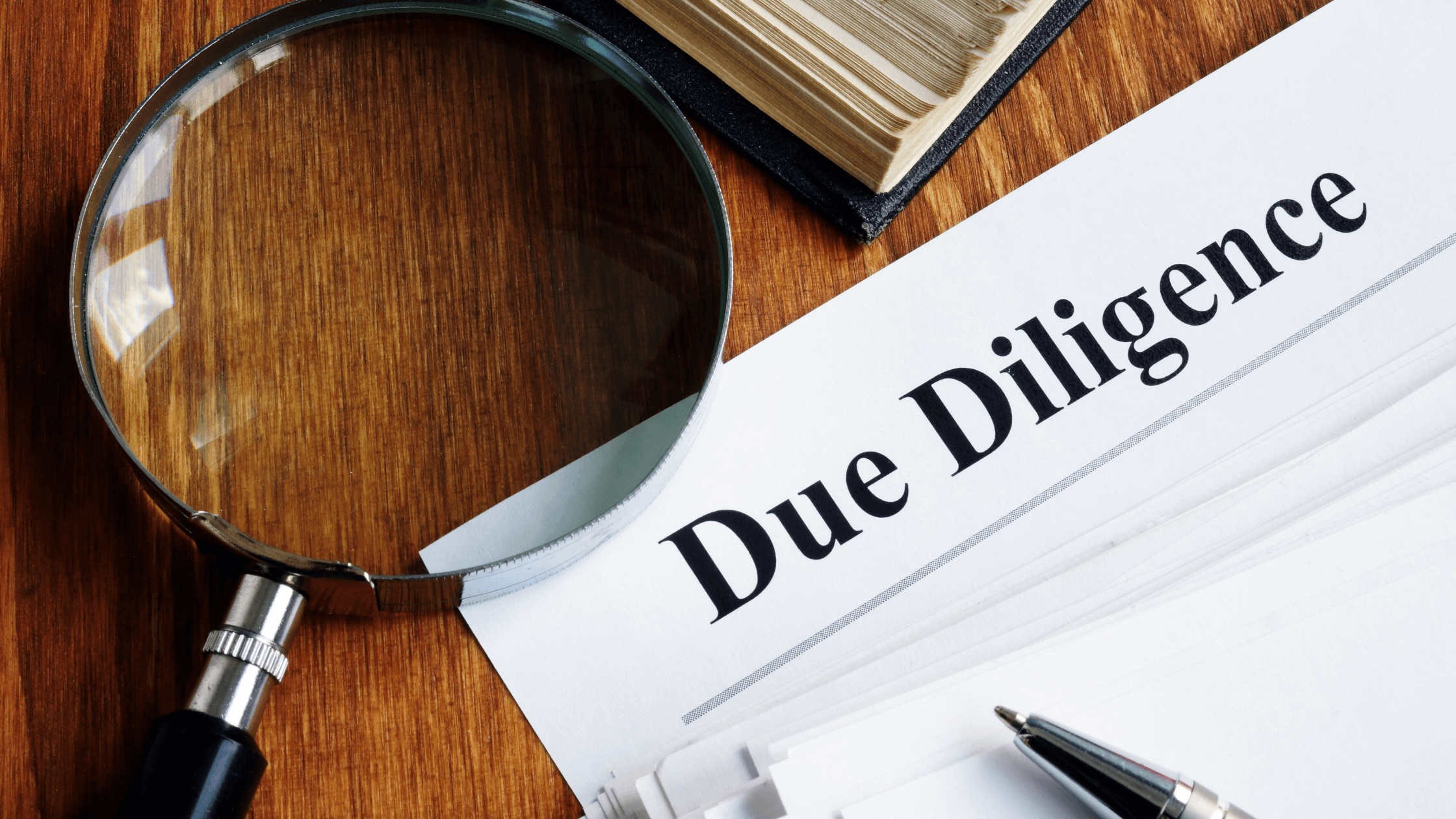 Due diligence as a service: An overview